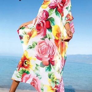 COMING SOON House dress or beach cover up